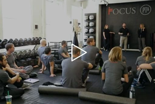 Focus Personal Trainer Institute Introduction Video