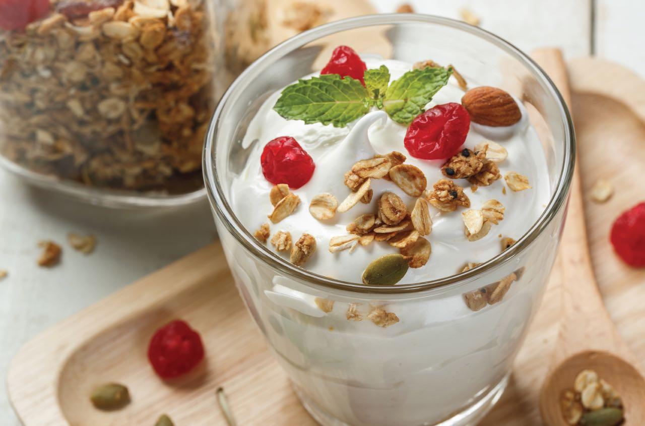 Kefir/Greek Yogurt