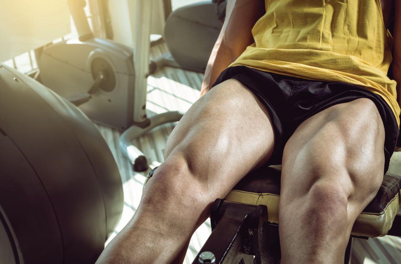 Leg Weight Training